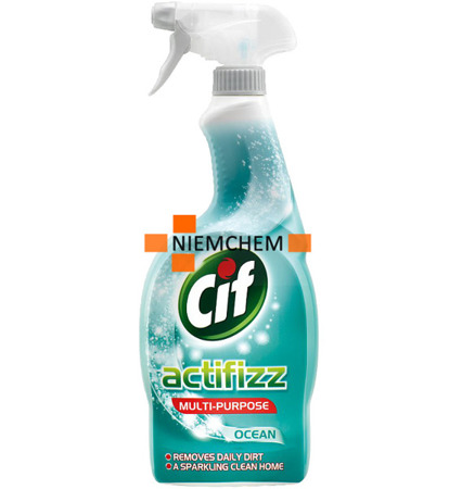 Ciff Actifizz Multi Uniwersalny Spray Ocean 700ml UK