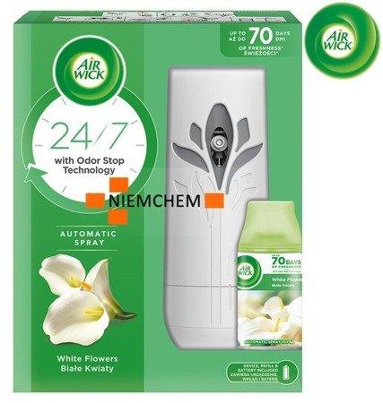 Air Wick Pure Freshmatic Białe Kwiaty Komplet Urządzenie + Wkład