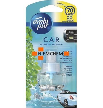 Ambi Pur Car Torrente Refrescante Samochodowy Wkład 7m ES