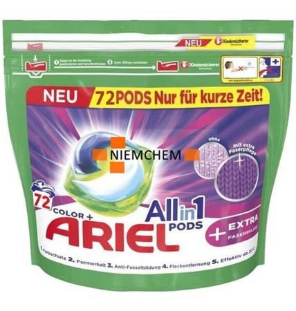 Ariel All in 1 Extra Kapsułki do Prania 72szt  DE