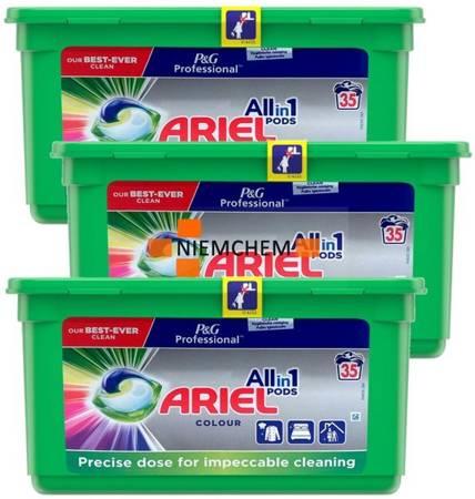 Ariel All in 1 Pods Color Kapsułki Prania 105szt