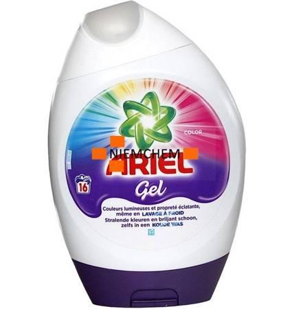 Ariel Color Kolor Żel do Prania 16pr 592ml NL