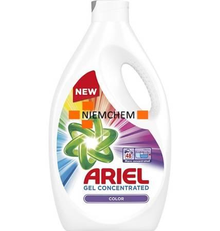 Ariel Color Żel do Prania Kolor 48pr 2,64L