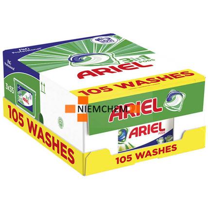 Ariel Pods Universal Kapsułki do Prania 3w1 105szt