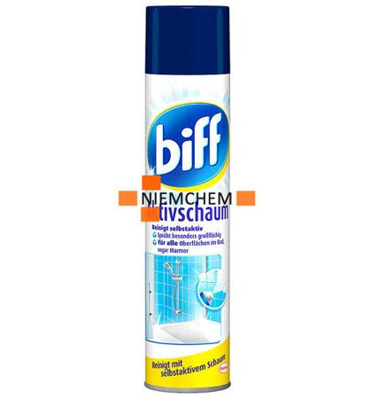 Biff Aktywna Piana do Czyszczenia Wanien i Prysznica 600 ml DE