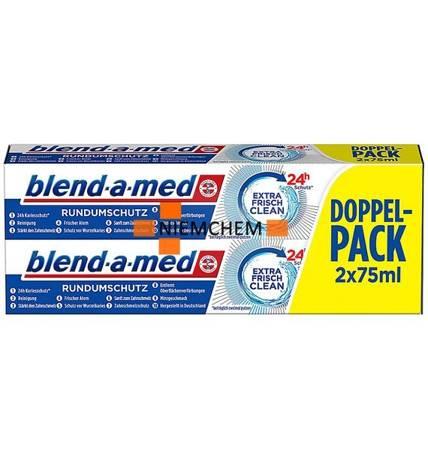 Blend-a-Med Extra Frisch Pasta Zębów 2 x 75ml DE