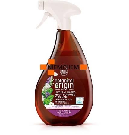 Botanical Origin Uniwersalny Spray Czyszczący Jaśmin Lawenda 0,5L