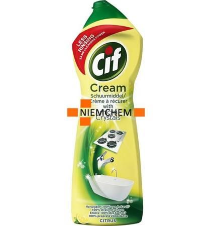 Cif Citrus Mleczko do Czyszczenia 750ml NL