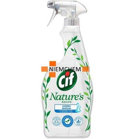 Cif Natures Łazienka Spray do Czyszczenia 750ml