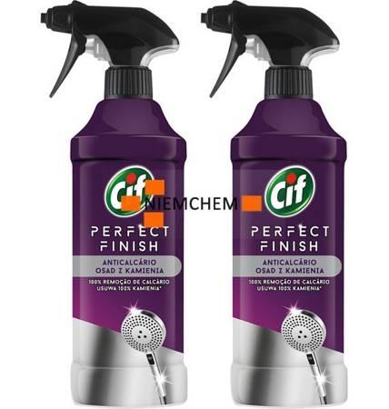 Cif Perfect Finish Osad z Kamienia Spray do Czyszczenia 2 x 435ml