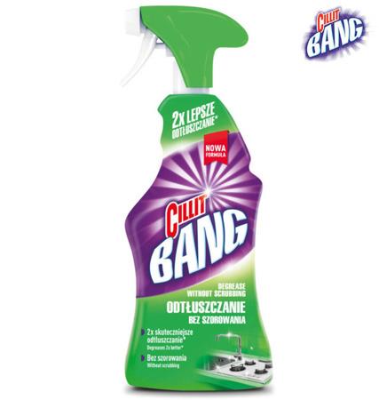 Cillit Bang Odtłuszczanie Bez Szorowania Spray 750ml