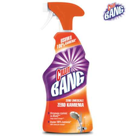 Cillit Bang Zero Kamienia Spray 750ml