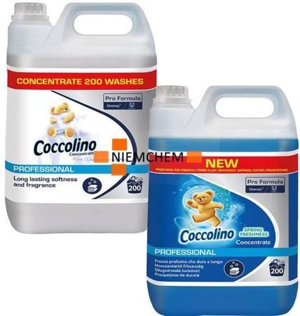 Coccolino Professional Płyn Płukania 10L 400pr MIX