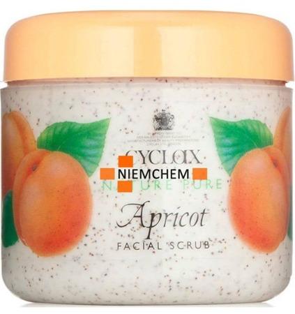 Cyclax Apricot Morelowy Peeling do Twarzy 300ml UK