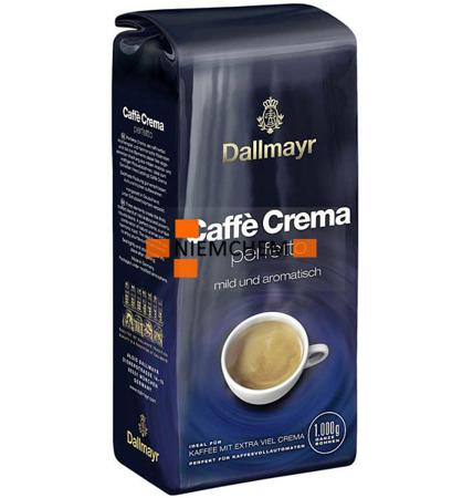 Dallmayr Caffe Crema Perfetto Kawa Ziarnista 1kg DE