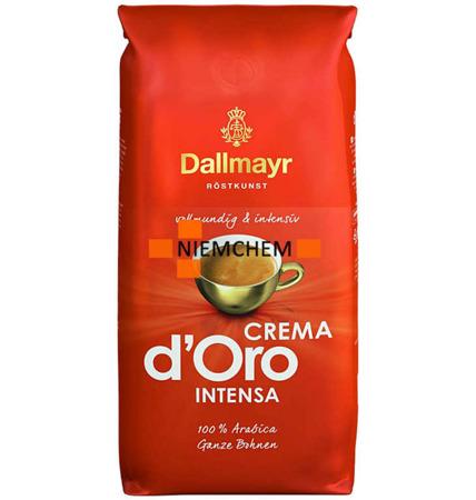 Dallmayr Crema d'Oro Intensa Kawa Ziarnista 1kg DE