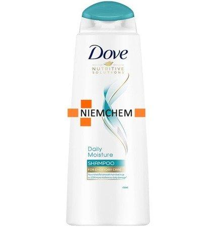 Dove Daily Moisture Szampon Włosów Normalnych 400ml XL