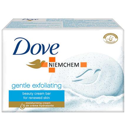 Dove Gentle Exfoliating Peeling Mydło w Kostce 100g