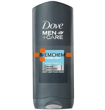 Dove Men + Care Clean Comfort Żel pod Prysznic 250ml