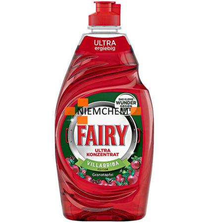 Fairy Ultra Granat Płyn do Naczyń 450ml DE