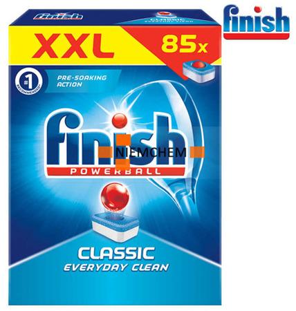 Finish Classic Regular Tabletki do Zmywarki 85szt