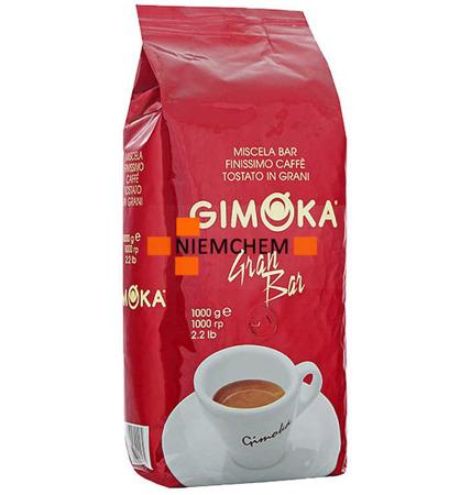 Gimoka Gran Bar Włoska Kawa Ziarnista 1kg IT