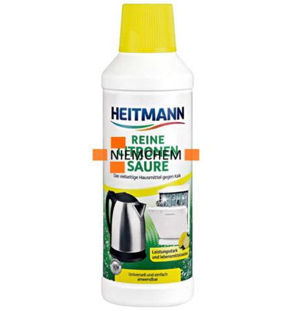 Heitmann Kwasek Cytrynowy Odkamieniacz 500ml DE DE
