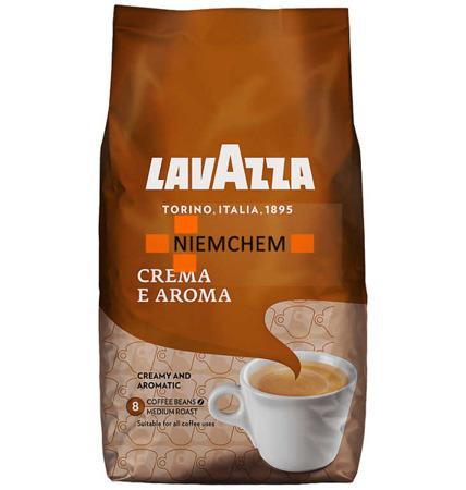 Lavazza Crema E Aroma Kawa Ziarnista 1kg IT
