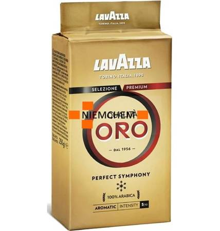 Lavazza Qualita Oro Kawa Mielona 250g IT