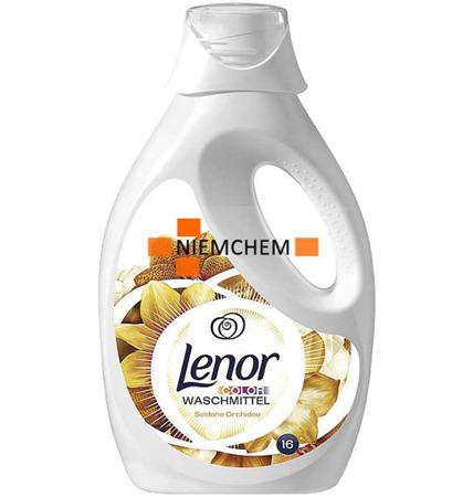 Lenor Kolor Jedwab Orchidea Żel do Prania 16 prań DE