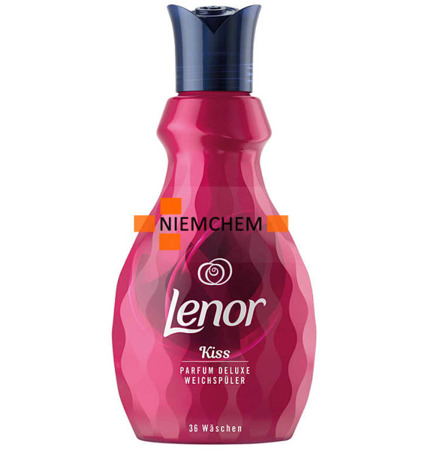 Lenor Parfum Deluxe Kiss Płyn do Płukania 900ml 36pr DE