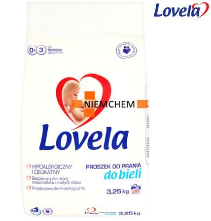 Lovela do Białego Proszek dla Dzieci i Niemowląt 3,25kg