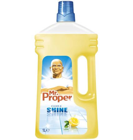 Mr Proper Lemon Płyn do Mycia Podłóg 1L RO