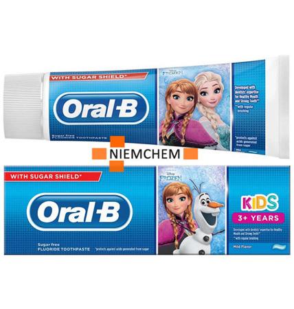 Oral-B Kids 3+ Frozen Pasta do Zębów dla Dzieci 75ml UK