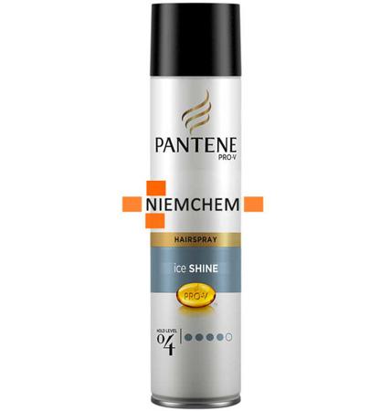 Pantene Ice Shine 4 Lakier do Włosów 250ml CZ