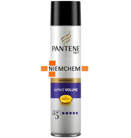 Pantene Perfect Volume 5 Lakier do Włosów 250ml CZ