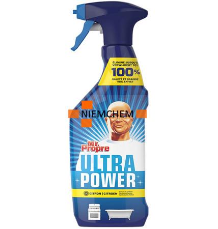 Proper Ultra Power Spray do Czyszczenia 750ml BE