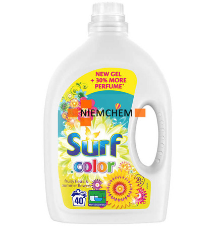 Surf Color Fruity FIesta Żel do Prania 40pr 2L