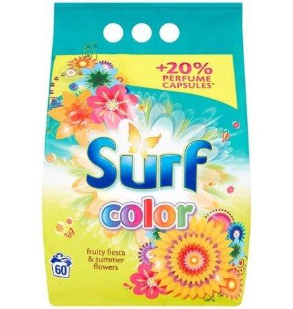 Surf Fruity Fiesta & Summer Flowers Proszek do Prania 3,9kg 60pr