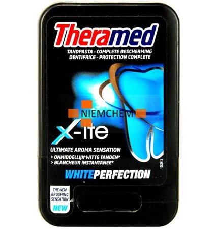 Theramed X-ite White Perfection Pasta do Zębów 75ml BE