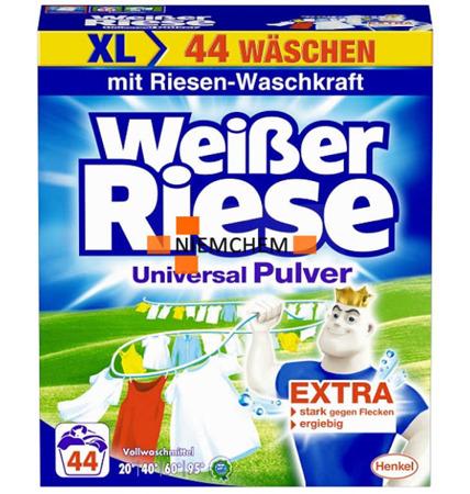 Weisser Riese Universal Proszek do Prania 44pr 2,42kg DE
