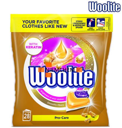 Woolite Pro-Care Kapsułki do Prania Regenerujące 28szt