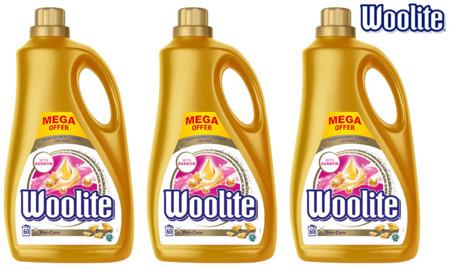 Woolite Pro-Care Płyn do Prania Regenerujący 180pr 3 x 3,6L