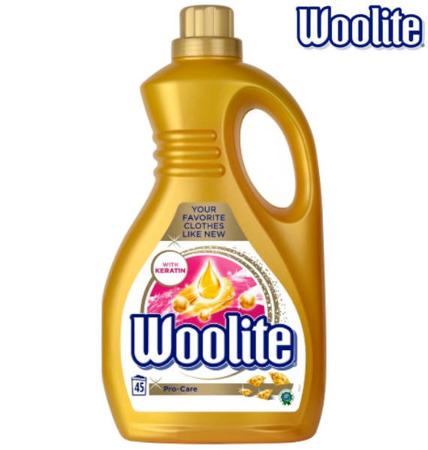Woolite Pro-Care Płyn do Prania Regenerujący 45pr 2,7L