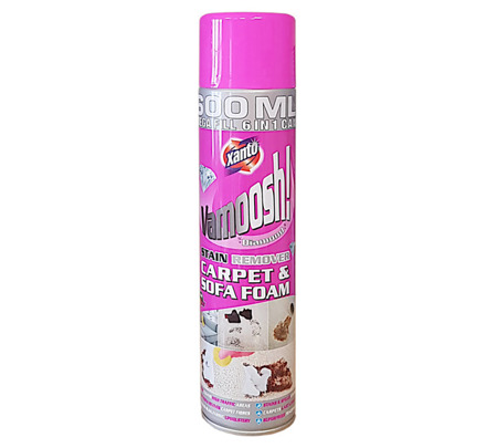 Xanto Vamoosh! Carpet & Sofa Pianka do Dywanów i Tapicerki 600ml UK